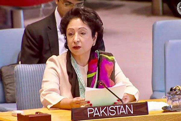 پاکستانی سفیر ملیحہ لودھی نے اقوام متحدہ میں پھر کرائی پاکستان کی بے عزتی ، جانیں پورا معاملہ