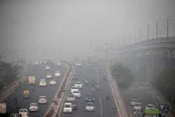 جمعہ کو دہلی میں فضائی آلودگی انتہائی سنگین