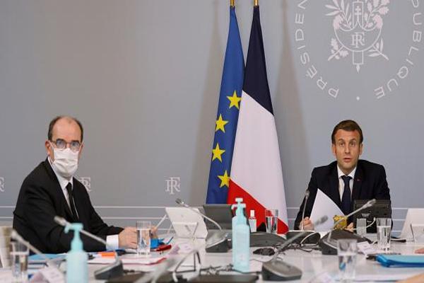 فرانس : کورونا کی پابندیوں کو لے کر15 دسمبر سے مل سکتی ہے راحت