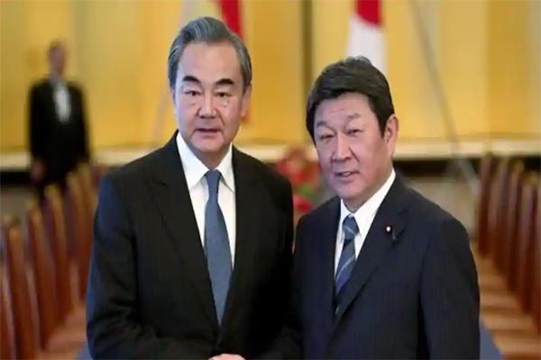 چینی سفارتکارکا جاپان دورہ ، جاپان کا چین کی سمندری سرگرمیوں پر شدید ردعمل ظاہر کرنے کا منصوبہ