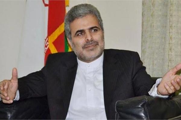 امریکہ کے ساتھ کشیدگی کم کرنے میں ہندوستان کے کسی بھی قدم کا خیر مقدم: ایرانی سفیر