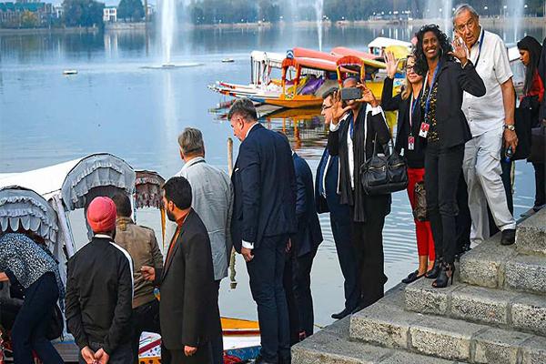 یورپی یونین کے سفارتکار پھر کریں گے جموں کشمیر کا دورہ، مرکزی حکومت بنارہی یہ منصوبہ