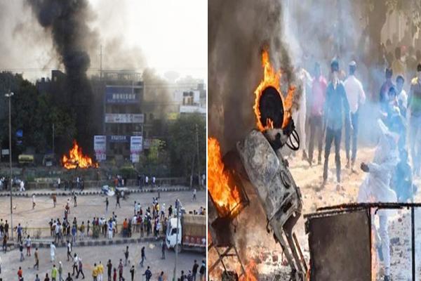 دہلی ،علی گڑھ میں سی اے اے مخالف تشدد کے تارپی ایف آئی اور بھیم آر می سے جڑے: خفیہ رپورٹ