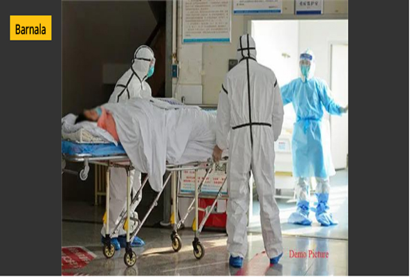پنجاب:برنالہ میں کورونا وائرس کی مشتبہ مریض عورت کی سیمپل لینے کے بعد موت