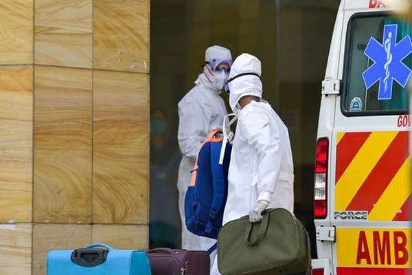 کرونا وائرس:یوپی میں10 افراد کی جانچ رپورٹ مثبت