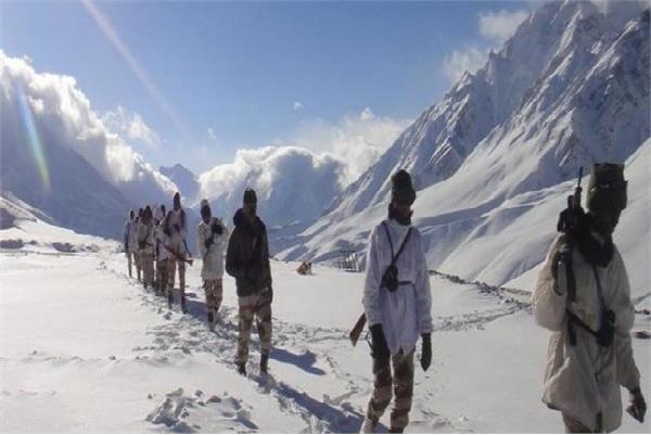 چین نے سکم لداخ میں کیا تکبر کا مظاہرہ ، بھارت نے حساس علاقوں میں فوج بڑھا دی