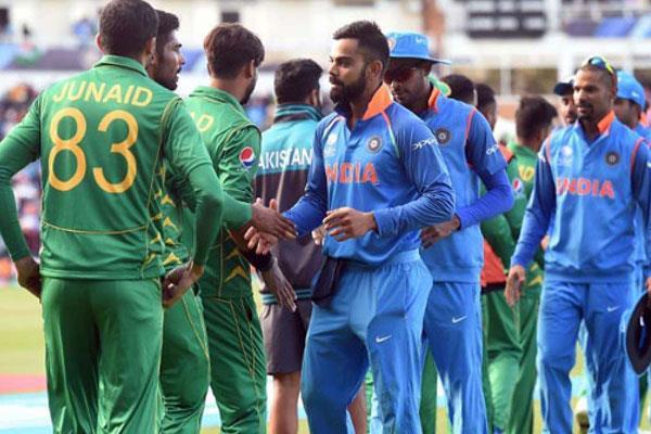 پاکستان کرکٹ بورڈ کا بیان- ہندوستان کی پالیسی کی وجہ سے نہیں ہوتی ہند- پاک سیریز