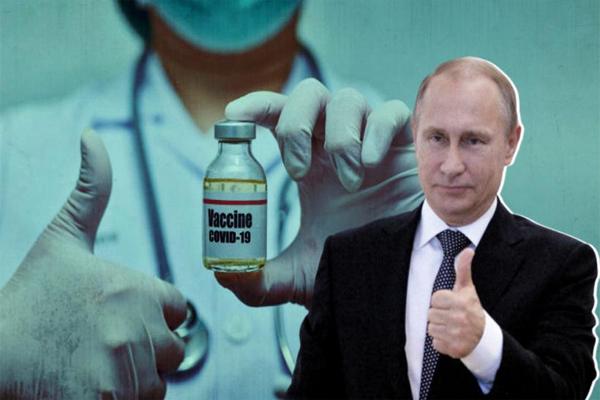 پوتن کا اعلان- روس نے بنالی ہے دنیا کی سب سے پہلی کورونا ویکسین، بیٹی کو لگایا گیا ٹیکہ