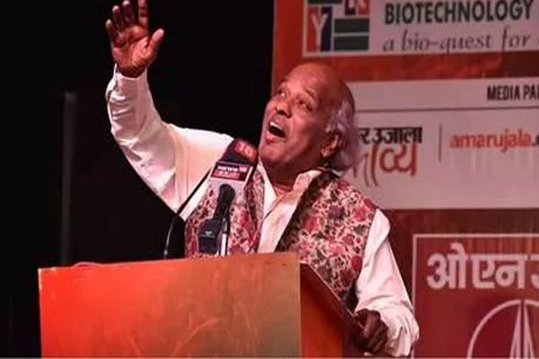 راحت اندوری کا شعر '' کسی کے باپ کا ہندوستان تھوڑی ہے'' سی اے اے اور این آر سی کے خلاف بن گیا مظاہرین کی آواز