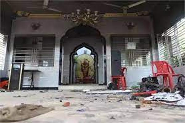 بنگلہ دیش میں ہندوؤں اور ان کے مذہبی مقامات پر حملے جاری