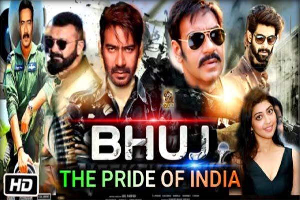 اجے دیوگن اسٹارر فلم ''بھج دی پرائیڈ آف انڈیا'' کا ٹیزر ریلیز