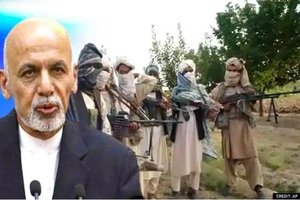 اشرف غنی فرار نہ ہوتے تو طالبان کو کابل میں داخل ہونے سے روکا جاسکتا تھا