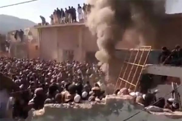 پاکستان میں ہندو مندروں کی حالت بے حد خراب